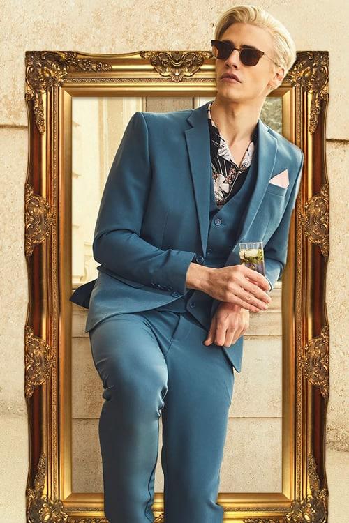 Tendance clé de la couture - Couleurs pastel