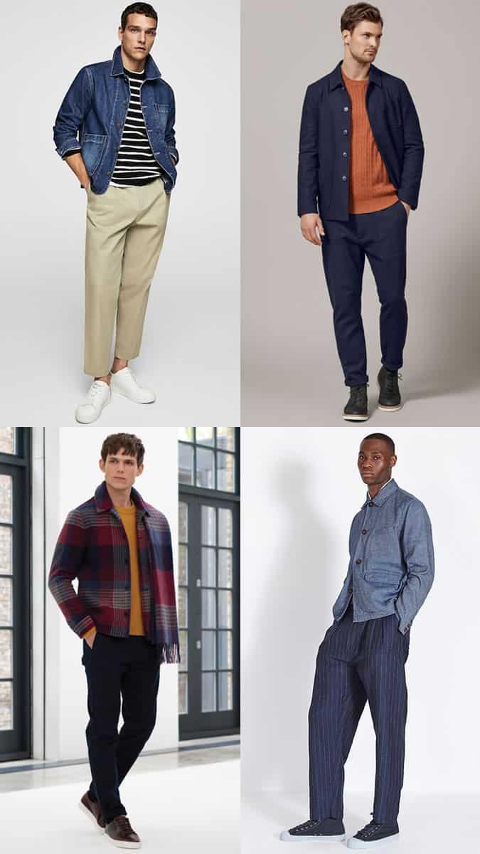 Comment porter une veste de travail chic et décontractée