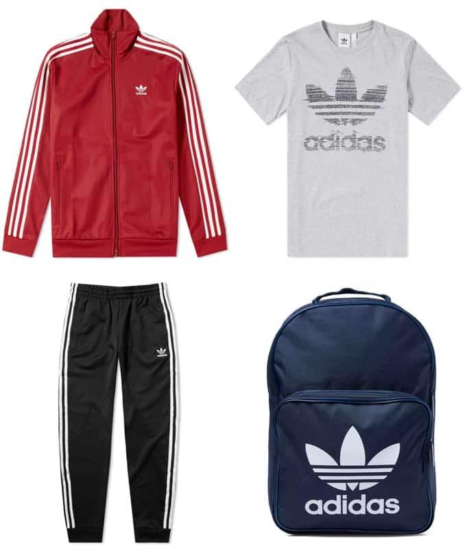 Les meilleurs produits de logo Adidas pour hommes
