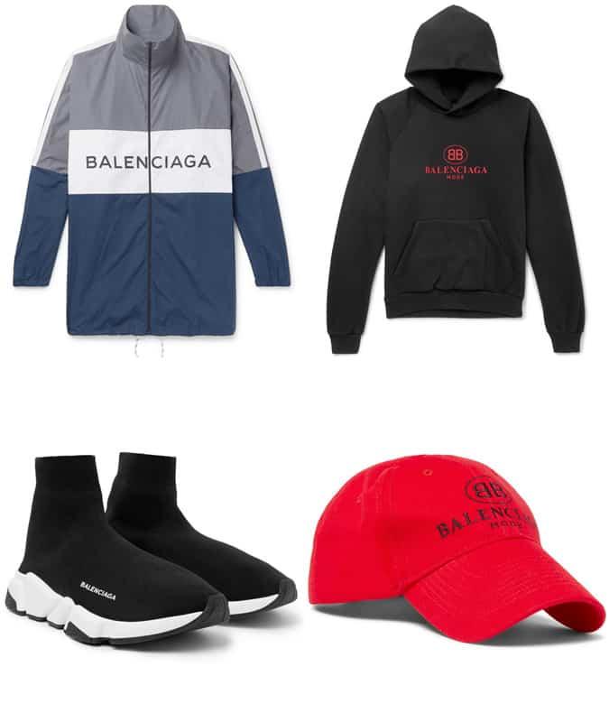 Les meilleurs produits du logo Balenciaga