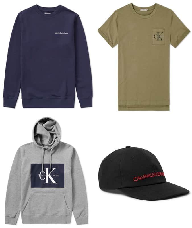 Les meilleurs produits Calvin Klein Logo pour hommes