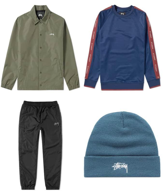 Les meilleurs vêtements pour hommes Stussy