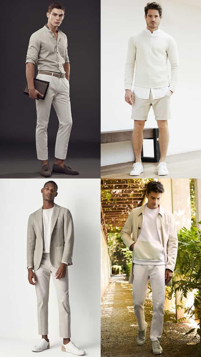 Comment porter des vêtements neutres