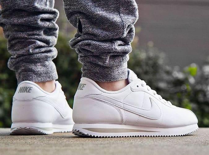 Nike Cortez running shoe