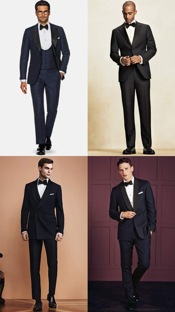 Comment s'habiller pour un mariage avec une cravate noire