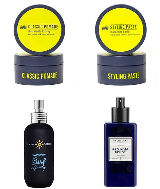 Men's Quiff Hair Products
