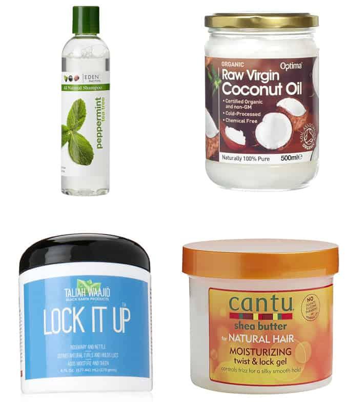 Men's Hair Products For Short Dreadlocks