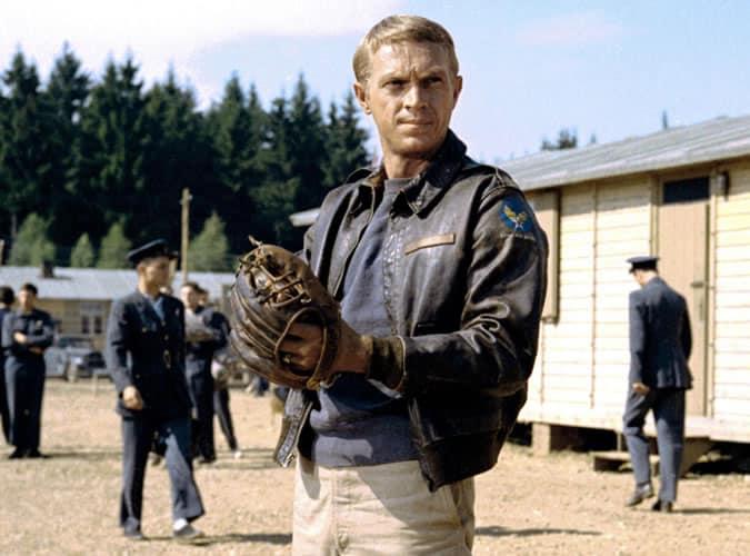 Steve McQueen la grande évasion