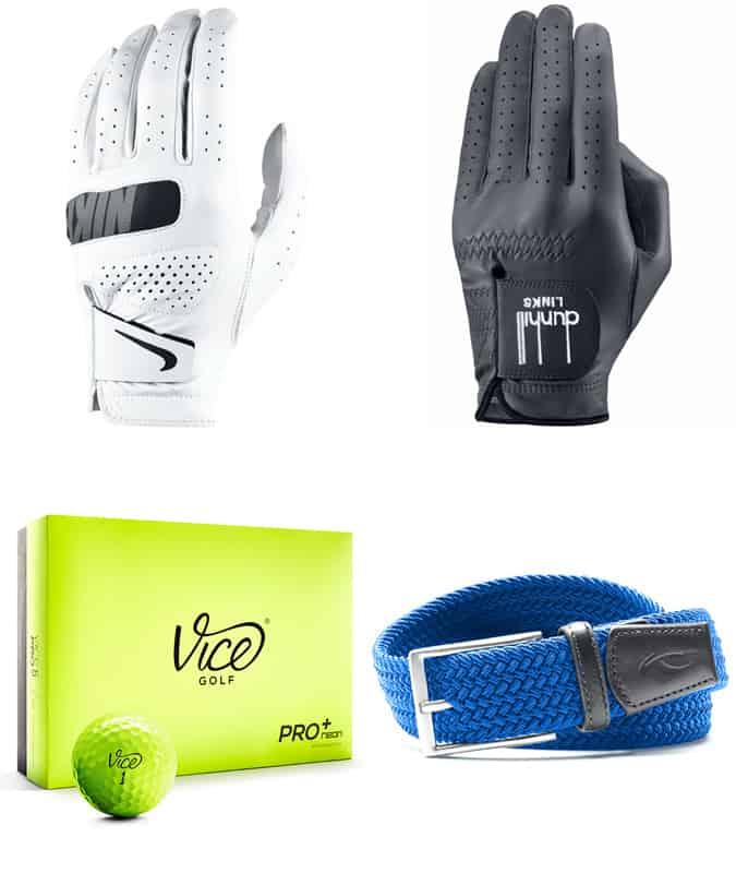 Les meilleurs accessoires de golf