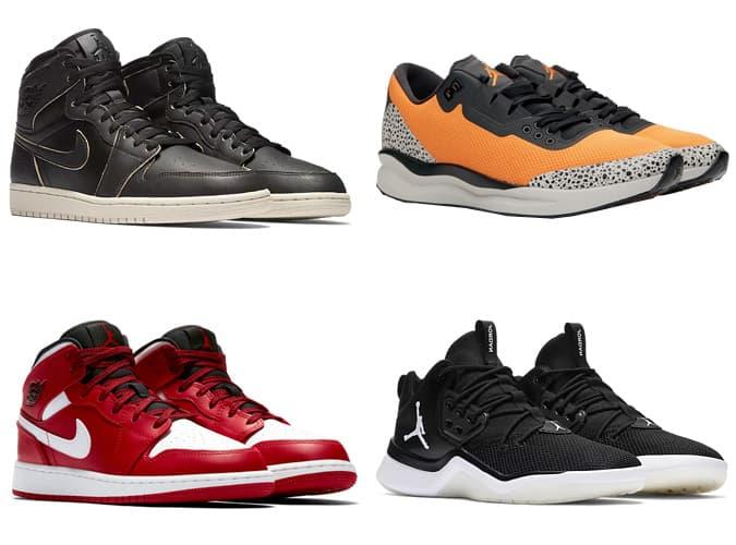 Les meilleures baskets Air Jordan