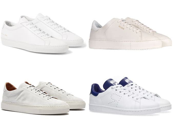 The Best Minimal Trainers For Men