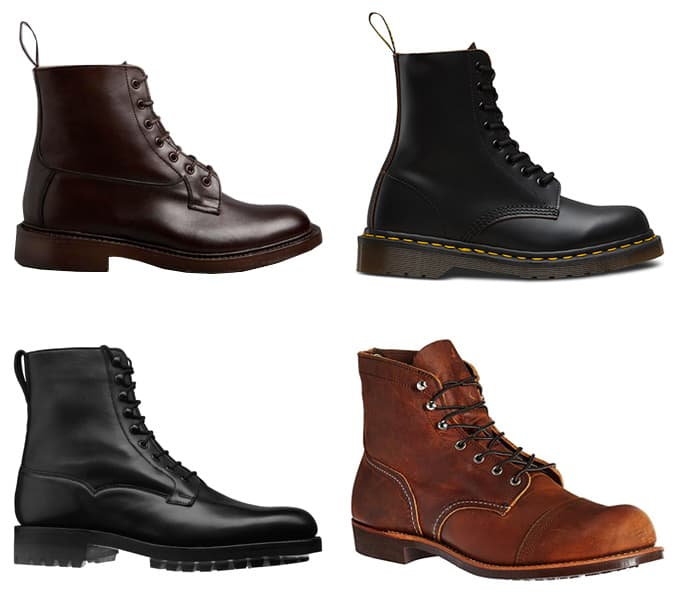 The Best Work Boots For Men