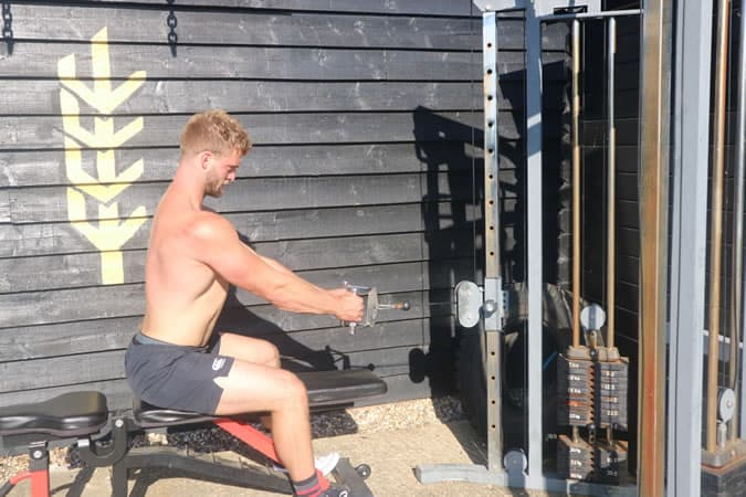 The best back exercises for men -