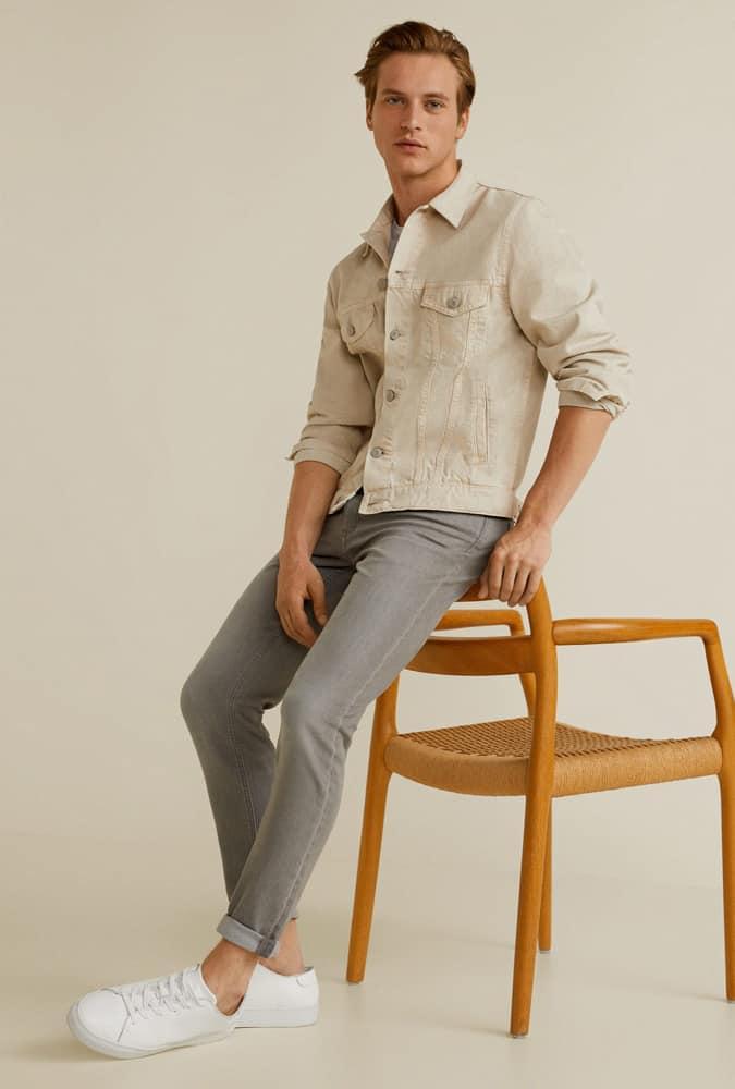 Inspiration pour une tenue en jean