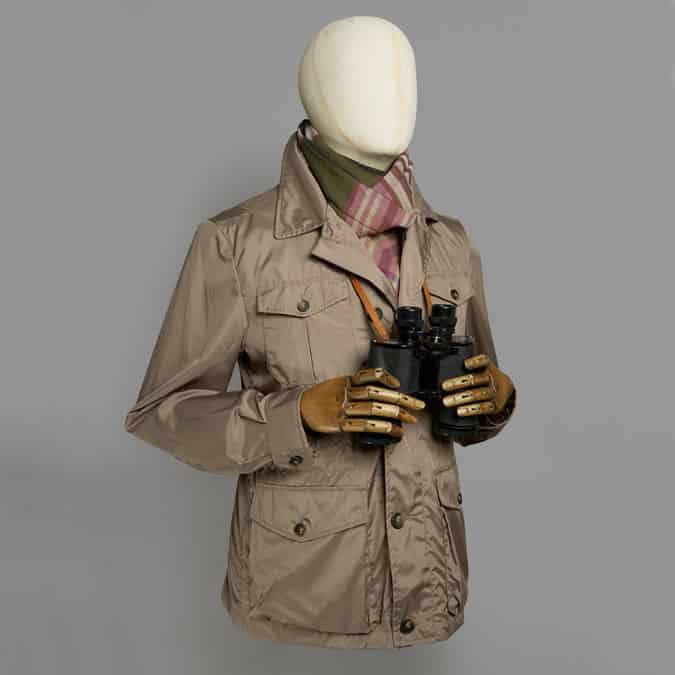 veste de safari pour homme