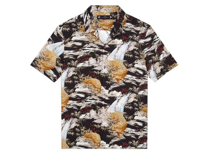 Chemise hawaïenne Sumatra