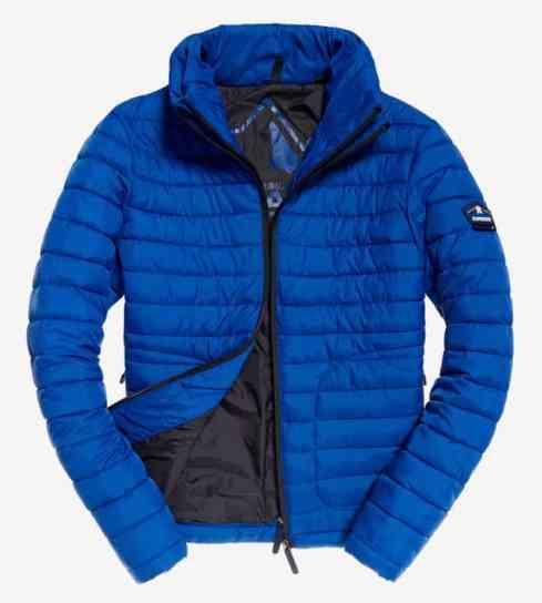 Fuji Double Zip Jacket