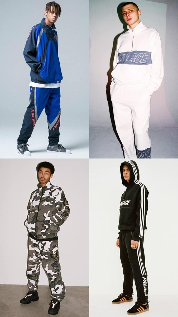 Survêtements Streetwear pour hommes
