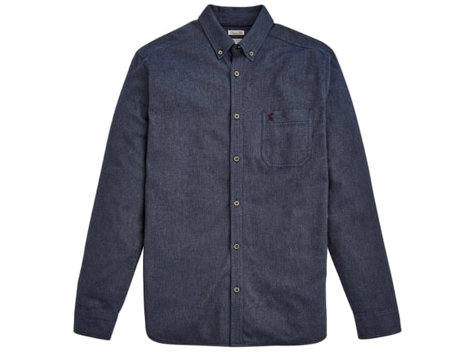 Joules Barbrook Long Sleeve Flannel Shirt