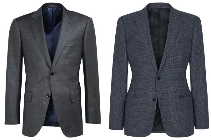 Men's Slim Tailoring