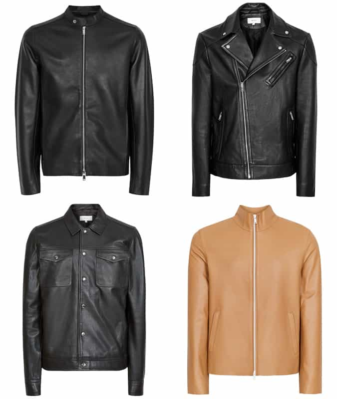 The Best Reiss Leather Jackets