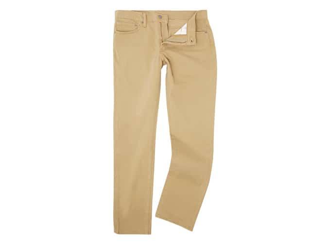 Levi's 511 Harvest Gold Jeans
