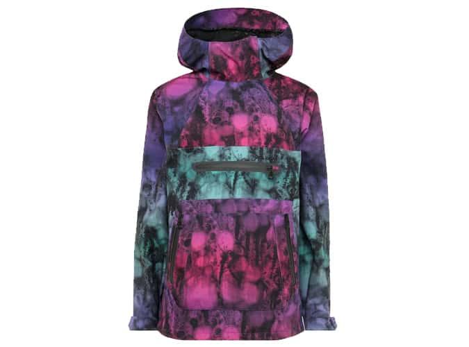 Meilleures vestes de snowboard pour homme - Volcom Brighton Over Jacket