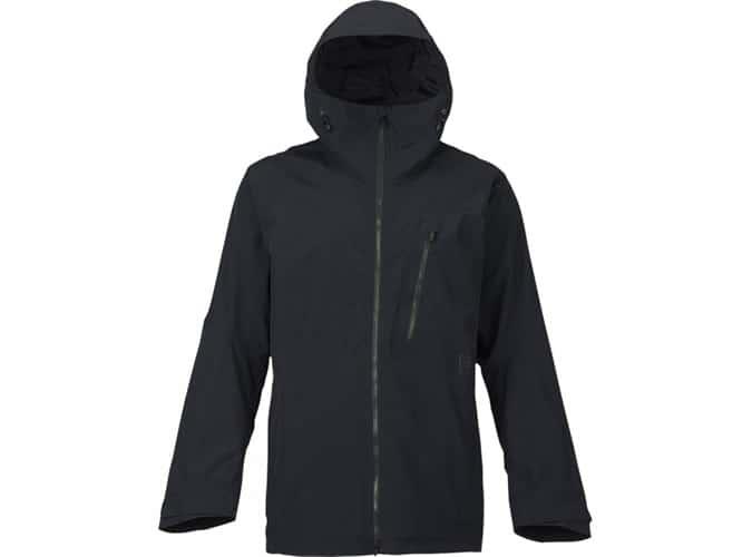 Meilleures vestes de snowboard pour homme - Burton 2L CYCLIC GORE-TEX JACKET