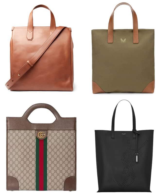 Les meilleurs sacs fourre-tout de luxe pour hommes