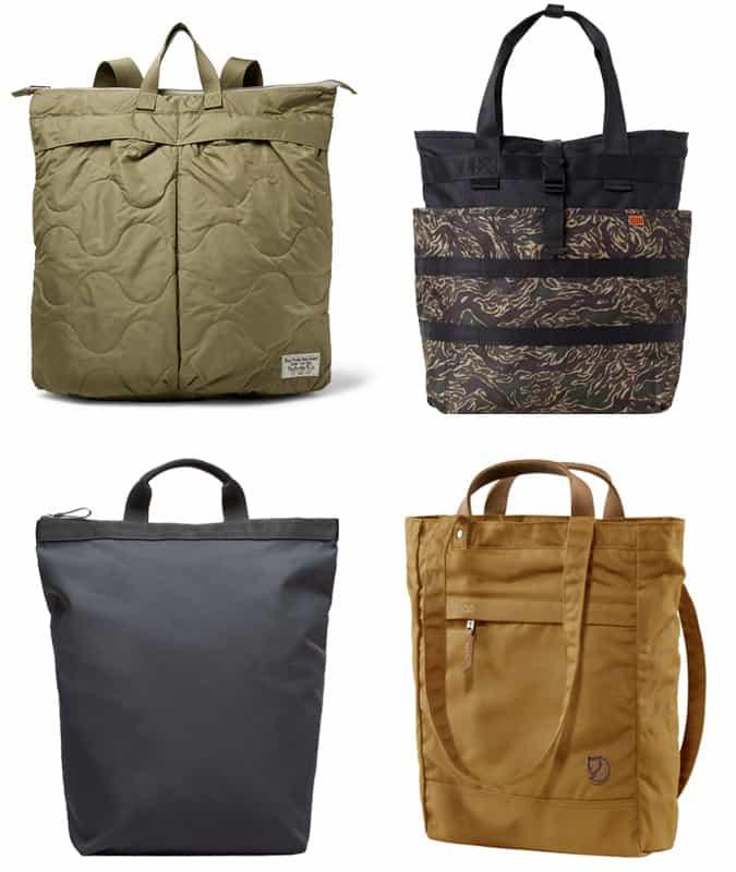 Les meilleurs sacs à dos fourre-tout pour hommes