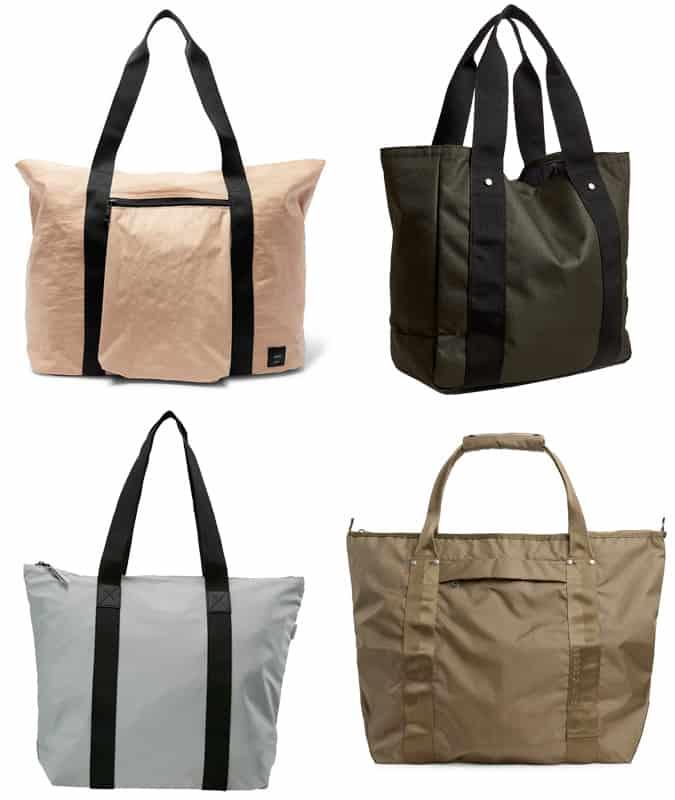 Les meilleurs sacs fourre-tout en coquille pour hommes