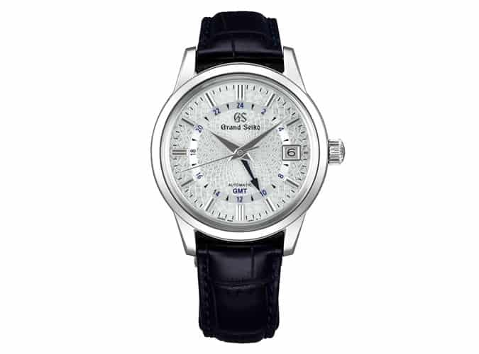 Montre Grand Seiko Elegance GMT Limited Edition
