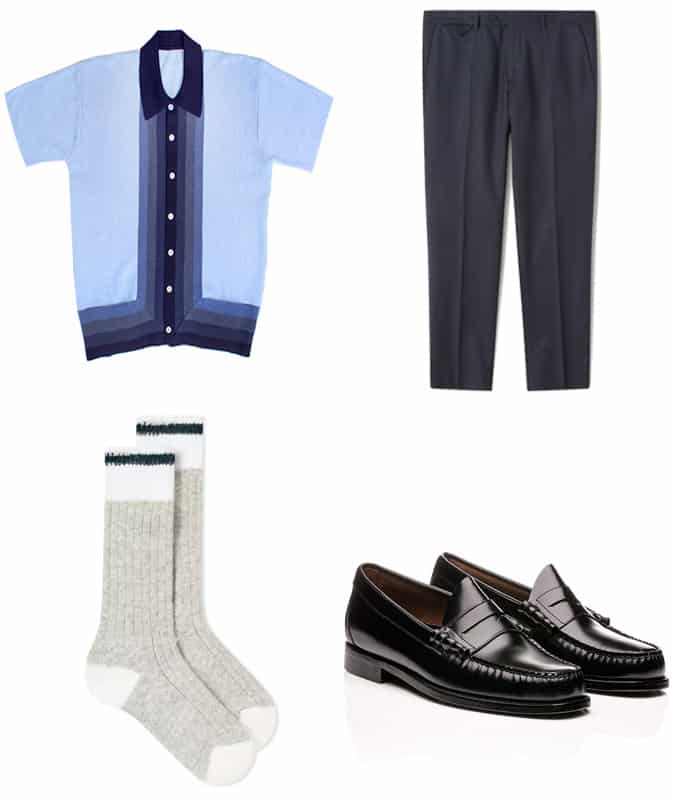 Tenue Mod Knitwear