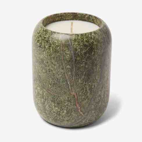 Bougie parfumée aux pierres TOM DIXON