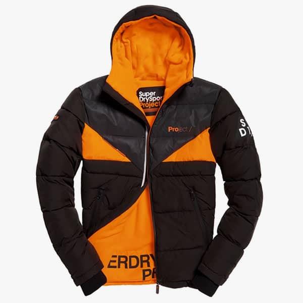 Superdry - Javelin Puffer Jacket