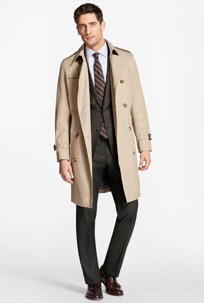 Trench Brooks Brothers