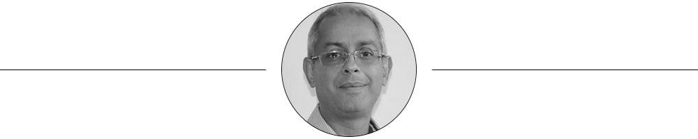 Bhavesh Naik, directeur principal pour Napapijri
