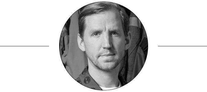 Christopher Raeburn, designer et directeur créatif de Timberland