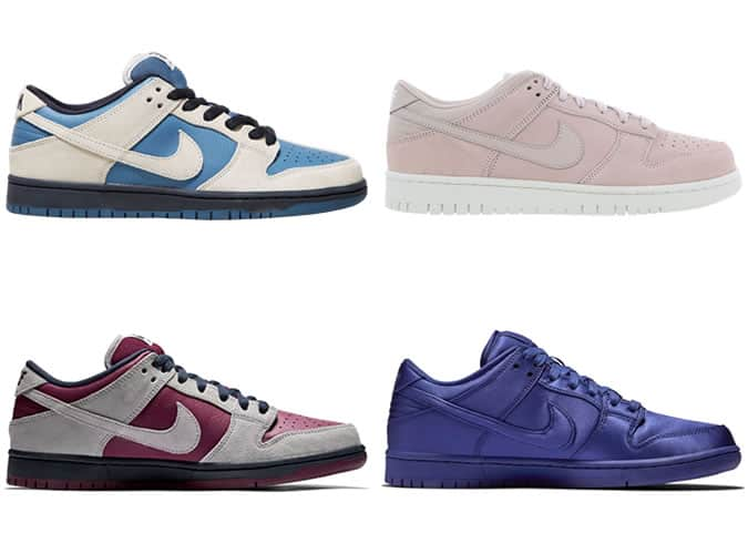 Nike Dunk Low Tops