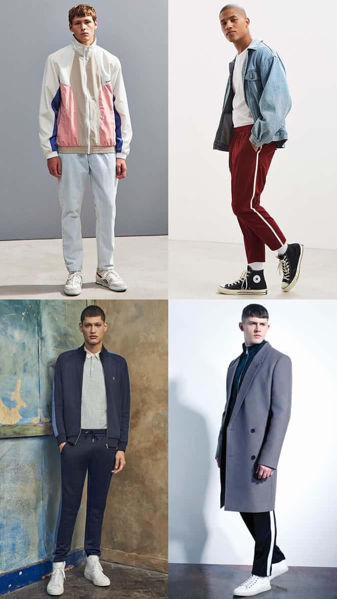 Les meilleurs vêtements de sport des années 90 pour hommes