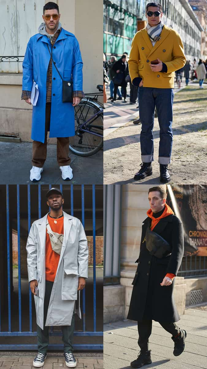 AW19 Street Style Trends Couleur Pop