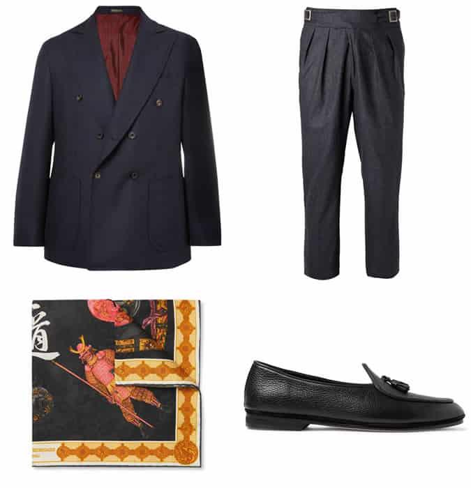 Les meilleurs vêtements pour hommes Rubinacci