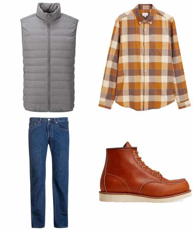 What to wear with regular fit jeans