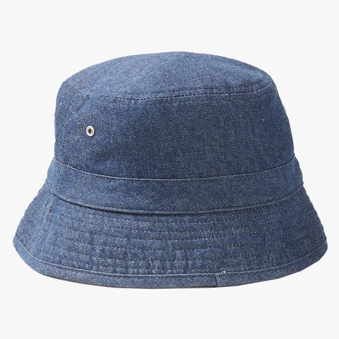 Chapeau Bucket en pur coton
