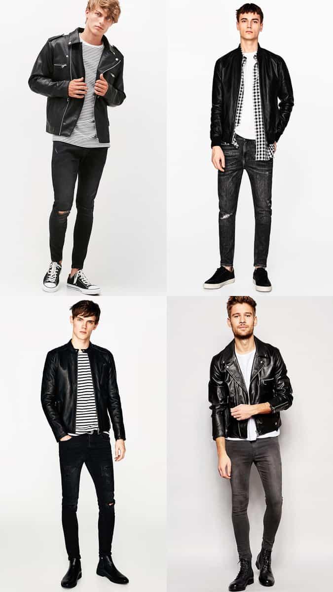 Idées de tenues pour hommes pour un concert