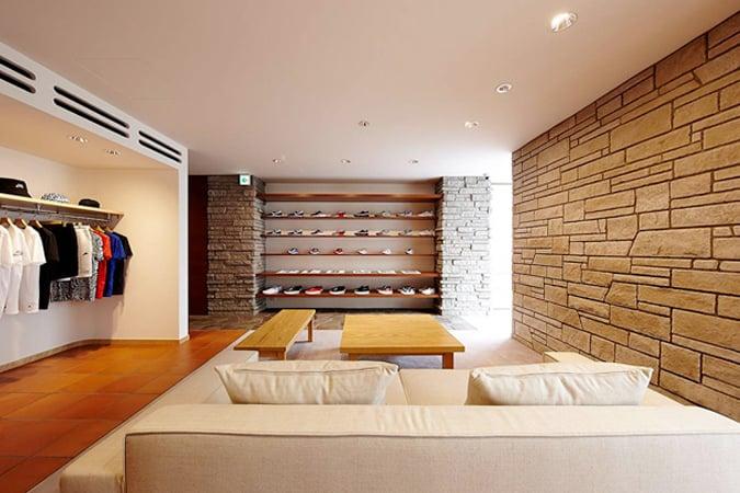 Architecture + baskets
