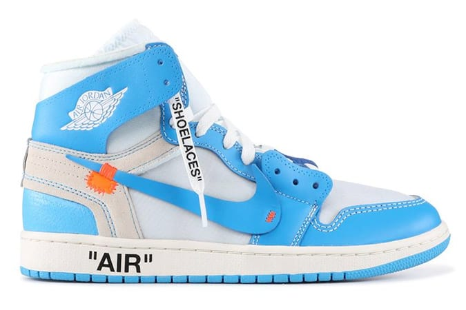 Nike Jordan 1 Retro High Blanc Cassé