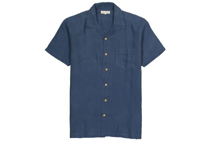 Far Afield Stachio S / S Shirt