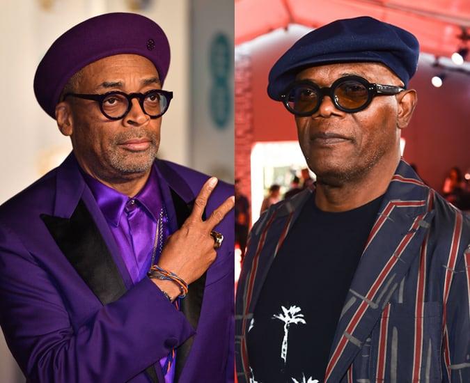 Spike Lee et Samuel L Jackson
