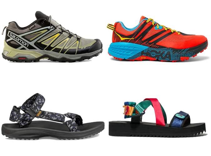 Tendances chaussures printemps 2019